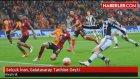 Galatasaraylı  Selçuk İnan, Galatasaray Tarihine Geçti