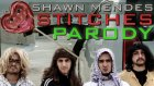 "Shawn Mendes - ""Stitches"" PARODİ"