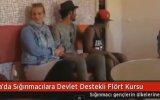 Sığınmacılar Flört Kursu Vermek  Almanya
