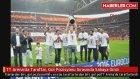 Tt Arena'da Taraftarlardan Biri, Gol Pozisyonu Sırasında Sahaya Girdi