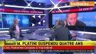 Uluslararası Spor Tahkim Mahkemesi  CAS, Platini'nin Cezasını 4 Yıla İndirdi