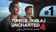 Bir Hırsızın Sonu   Uncharted 4 : A Thief's End Türkçe Bölüm 1