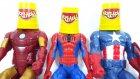 Bu Süper Kahraman Kim? Örümcek Adam Spiderman Yeşil Dev Hulk Demir Adam Iron Man Hangisi?