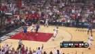 Damian Lillard'ın Warriors Potasına Attığı 36 Sayı - Sporx