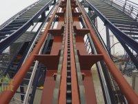 Dünyanın En Korkutucu Roller Coaster'ı