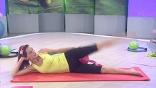 Ebru Şallı ile Pilates Öğreniyorum