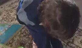 Kukuli - Renkli Toplarla oynarken Hunharca Gülen Demir