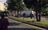 Diyarbakır'da Polise Yönelik Bombalı Saldırı  İlk Görüntüler