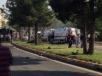 Diyarbakır'da Polise Yönelik Bombalı Saldırı - İlk Görüntüler