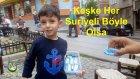 Suriyeli Çocuktan İbreklik Hareket - Ahsen Tv
