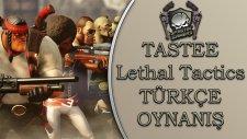 Tastee Lethal Tactics : Türkçe Oynanış / Ömrümü Yidin Ömrümü!