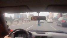 Ünal T İsimli Şahsın Yeniden Trafik Terörüne Başlaması