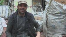 5 Dil Bilen Suriyeli Kağıt Toplayıcısı