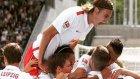 Atınç Nukan ve arkadaşlarının Bundesliga sevinci
