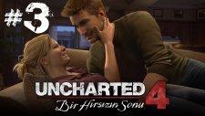 Beklenmedik Misafir !   Uncharted 4 : A Thief's End Türkçe Bölüm 3 -Eastergamerstv