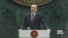 Cumhurbaşkanı Erdoğan: Vejeteryan Diyete Mahkum Edilmiş Bir Aslanlar Ülkesi...