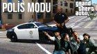 Gta V Modları - Polis Olma Modu -Burak Oyunda