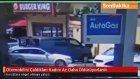 İstanbul'da Otomobilini Çaldıkları Kadını Az Daha Öldürüyorlardı