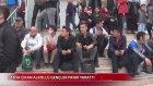 Kepçe İzler Gibi Çatıya Çıkan Gençleri İzleyen Adapazarı Halkı
