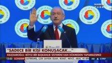 Kılıçdaroğlu'ndan TOBB'a: Tüsiad Kadar Olamadınız... Böyle Başkanlığı Kan Dökmeden...