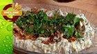 Tahinli Közlenmiş Patlıcan Mezesi - Saniye Anne - Yemek Tarifleri