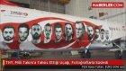 THY, Milli Takım'a Tahsis Ettiği Uçağı, Fotoğraflarla Süsledi
