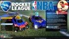 Borular Uçuşuyor | Rocket League Türkçe Basketbol Modu | Bölüm 16 - Oyun Portal