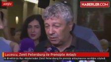 Lucescu, Rus Ekiplerinden  Zenit Petersburg İle Prensipte Anlaştı