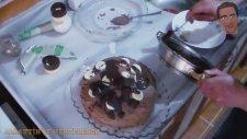 Şanzelize Alaattin ile Cukalatalı Pasta Nasıl Yapılır