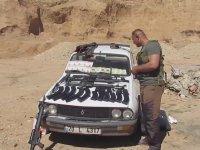 Tüfekle Reno Torosu Cabrio Yapmak
