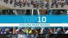 Bisiklet Yarışlarında Ucuz Atlatılmış 10 Kaza Anı