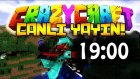 Minecraft | Younow Canlı Yayın! 19:00  (Craziest Craft, Hunger Games, Soru Cevap)