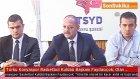 Torku Konyaspor Basketbol Kulübü Başkanı Faydasıçok: 'Haziranda Yapılacak Olan Olağanüstü Kurulda...