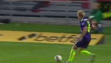 18 Yaşındaki Futbolcudan Harika Gol