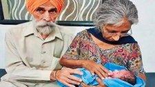 72 yaşında Anne Olan Kadın