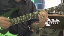 Delibal Mutlu Sonsuz - Karaoke & Gitar Cover