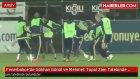 Fenerbahçe Kulübün'de Gökhan Gönül Ve Mehmet Topal Zam Talebinde Bulundu