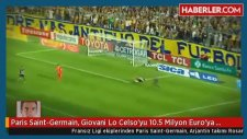 Fransız Ligi Ekiplerinden Paris Saint-Germain, Giovani Lo Celso'yu 10.5 Milyon Euro'ya Transfer Etti