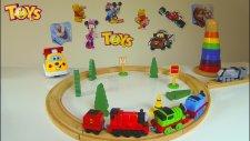Thomas ve Arkadaşları Percy ve James Pikniğe gidiyor! Yolda Karşılaştıkları Sorunu Spencer Çözüyor!