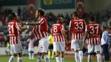 Antalyaspor 7-0 Trabzonspor - Maç Özeti izle (13 Mayıs Cuma 2016)