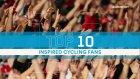 Bisiklet Yarışlarına Renk Katan Harika Seyirciler