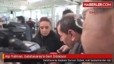 Yalman, Galatasaray'a Geri Dönüyor