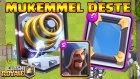 3 YILDIZ KAZANMALI KIVILCIMLI DESTE! - Clash Royale #11