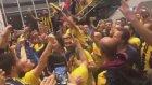 Fenerbahçe Taraftarlarının Maç Sonu Coşkusu! - Sporx
