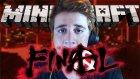 (Final) Azrail'i Kafese Koyup İşkence Çektirdim ! - Minecraft Cehennemcraft #6 (Gereksiz Oda)