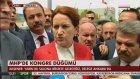 Meral Akşener'den Sert Kongre Açıklaması (14 Mayıs Cumartesi 2016)