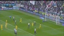 Paulo Dybala'nın Sampdoria'ya Penaltıdan Attığı Gol