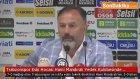Trabzon Spor Eski Hocası Hami Mandıralı Yedek Kulübesinde Yığılıp Kaldı