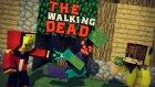 Zombi Salgını Dünyayı Ele Geçiriyor!! | Minecraft The Walking Dead (Yürüyen Ölüler)