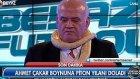 Ahmet Çakar Boynuna Yılan Doladı (Beyaz Futbol 15 Mayıs Pazar)